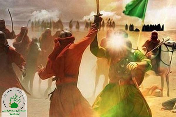 دلیری و شجاعت امام علی (ع) در جنگ ها و نبرد ها