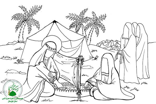 بیعت زنان با حضرت علی (ع) در واقعه غدیر