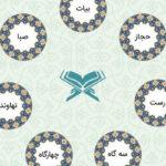 مقامات قرآنی