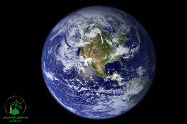 شب و روز زمین