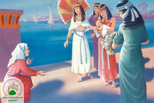 یوکابد مادر موسی