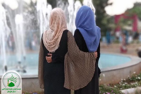 پاسخ به شبهات زنان در اسلام