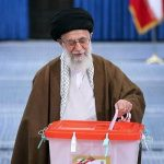 کلیپ صحبت های رهبری در مورد مشارکت در انتخابات