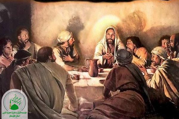 حضرت عیسی (ع) و حواریون